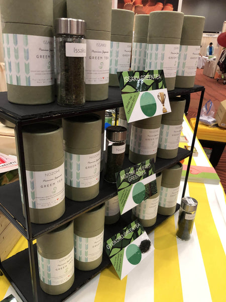Japanese Green Tea Company at Japan Fair