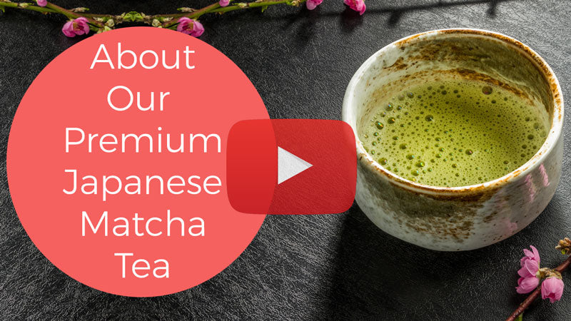 About Our Premium Japanese Matcha