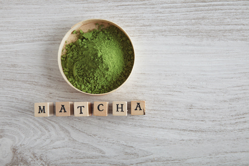 Matcha Green Tea powder can be used in baking
