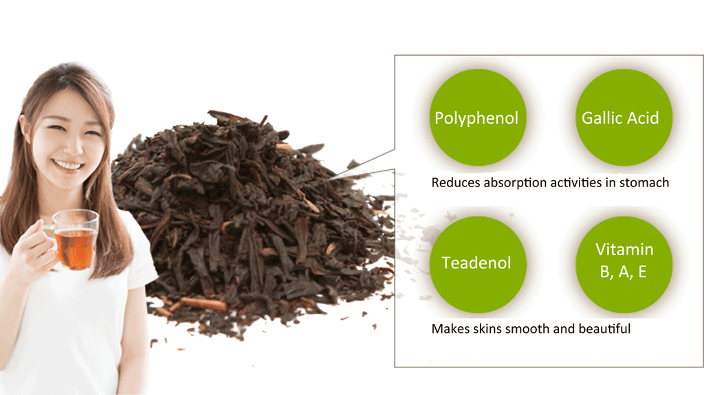 Japanese Pu-Erh Tea Health Benefits