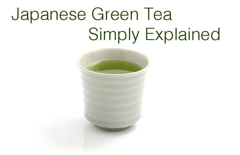 Japanese Green Tea Simply Explained