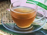 Shell ginger tea