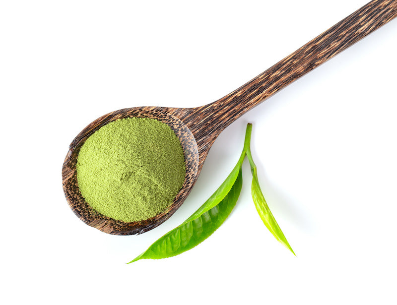 Matcha is a more expensive and higher quality type of tea