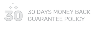 30 days money back guarantee policy