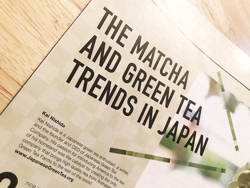 Bento Box Magazine - Japanese Green Tea Company