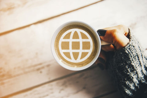 Coffee is made around the world