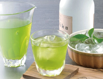 Japanese Green Tea Cold