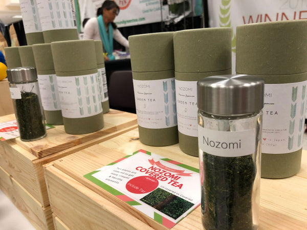 Nozomi Japanese Green Tea at Northwest Tea Festival