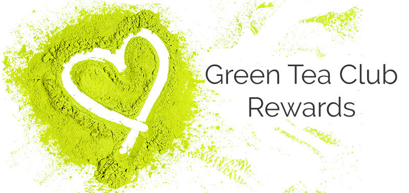 Green Tea Rewards