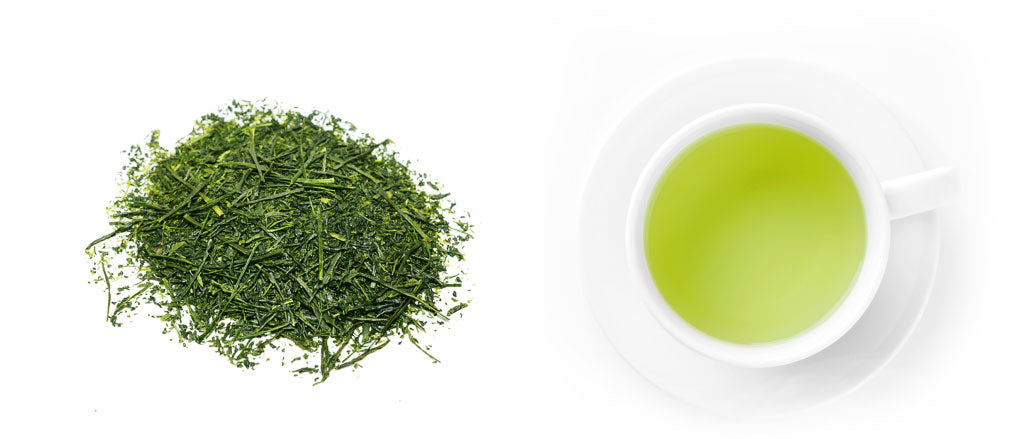 Our Story Japanese Green Tea In