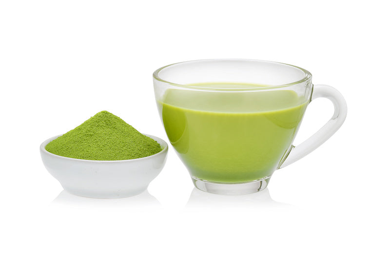 matcha green tea can help with digestion