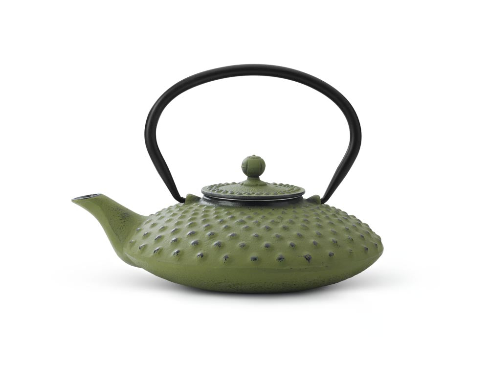 Bredemeijer® 42 or 24 fl oz Japanese Model Cast Iron Teapot - Xilin