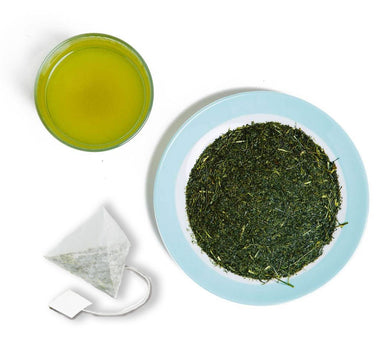 High Grade Crude Green Tea  Bag- Gokuzyo Aracha