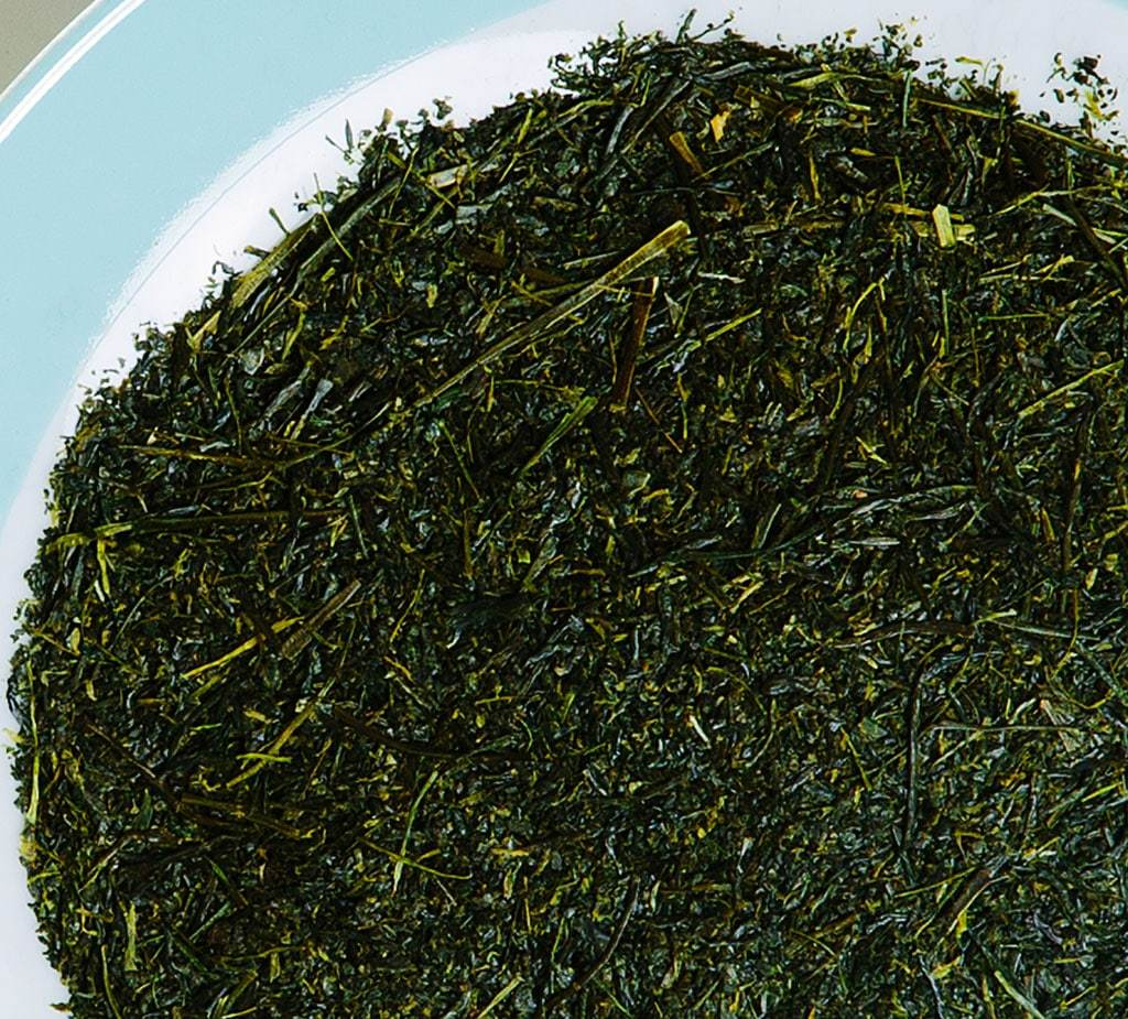 Premium Green Tea - Issaku - limited - JapaneseGreenTeaIn.com