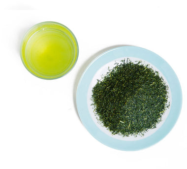 Covered Green Tea - Nozomi - JapaneseGreenTeaIn.com
