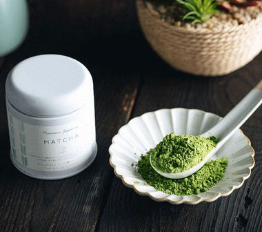 Matcha - Premium Japanese Powdered Green Tea