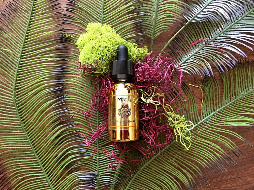 Golden Growth Serum