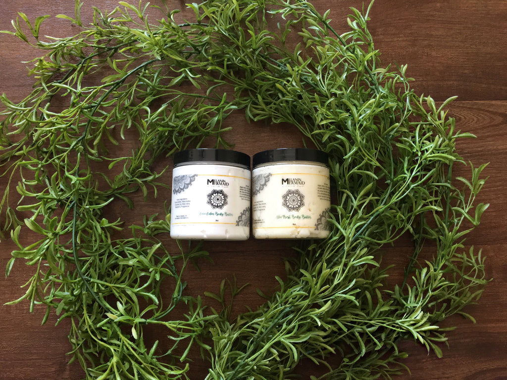 Body Butter Gift Set