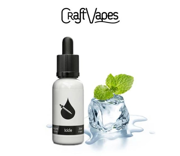 Craft Vapes – Icicle