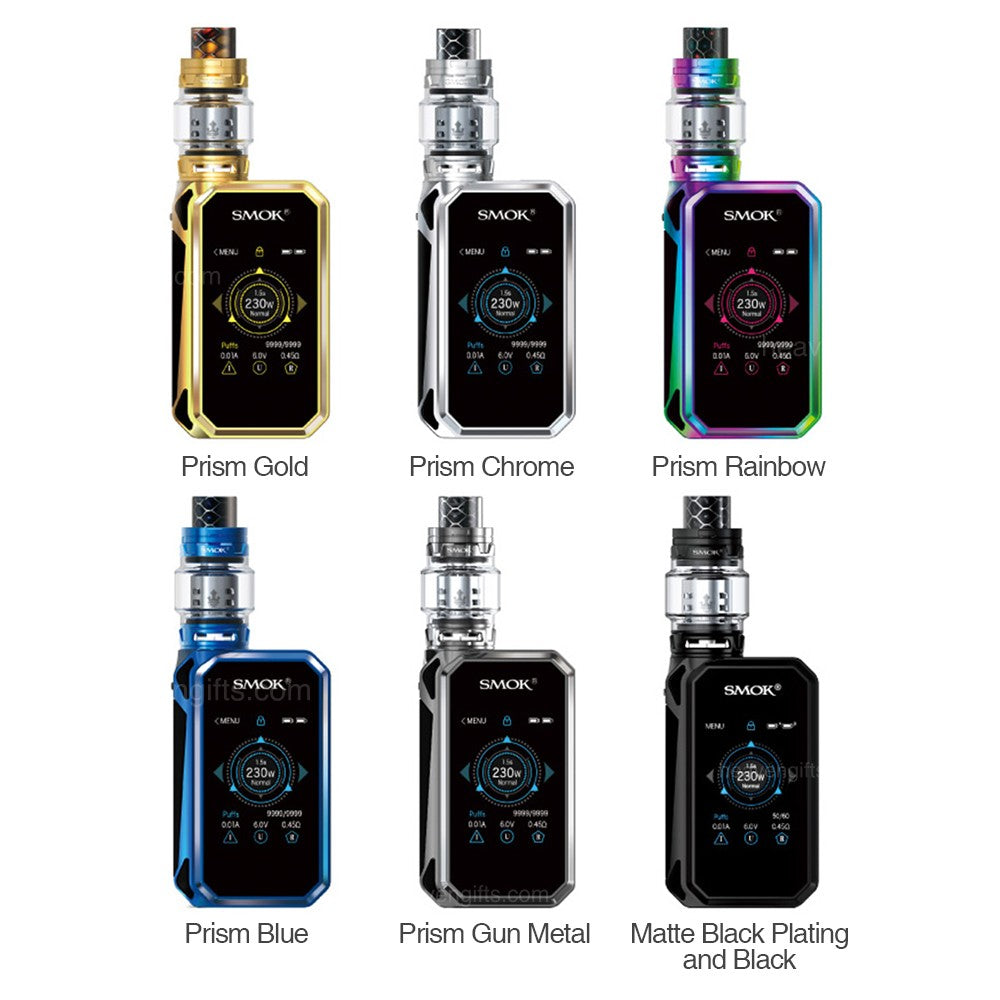 SMOK G PRIV 2 230W LUXE EDITION AND TFV12 PRINCE FULL KIT