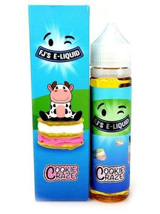 Cookie Craze 60ML - Fu:)k Jerry's