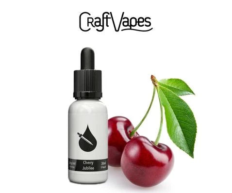 Craft Vapes – Cherry Jubilee