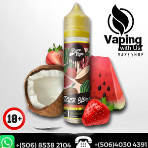 Pure Vape Tiger Blood