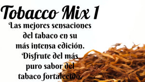 Pure Vape Tobacco Mix 1