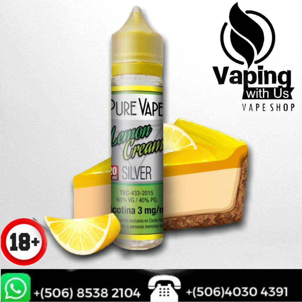 PV Silver Lemon Crem 60ml