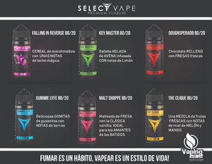 Select Vape FALLING IN REVERSE Magic Milk