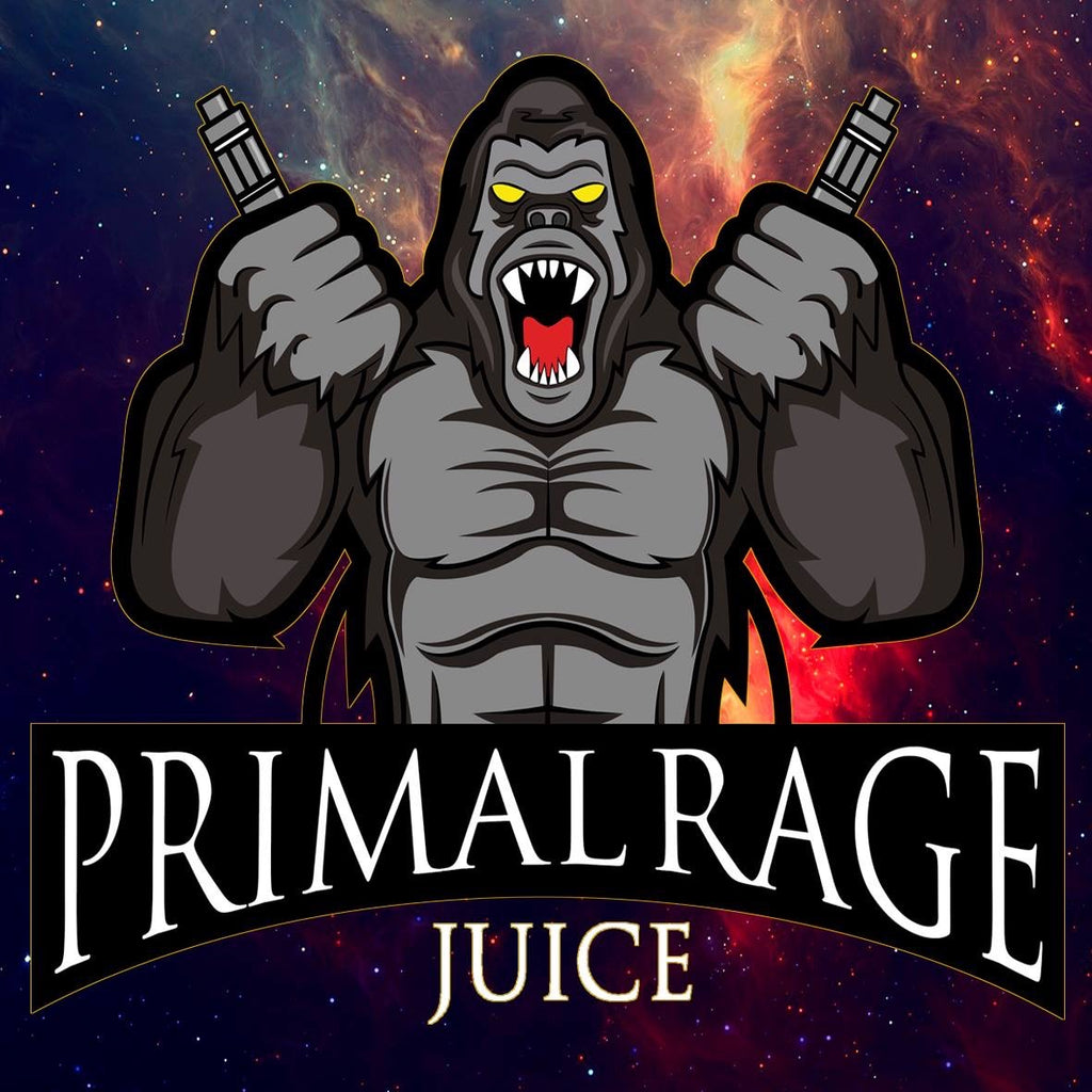 Líquidos Primal Rage Peach Ice Cream