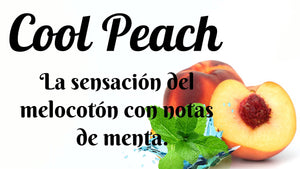 Pure Vape Cool  Peach