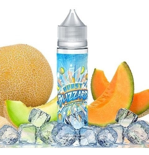 Líquidos Burst Blizzard Melon ICE