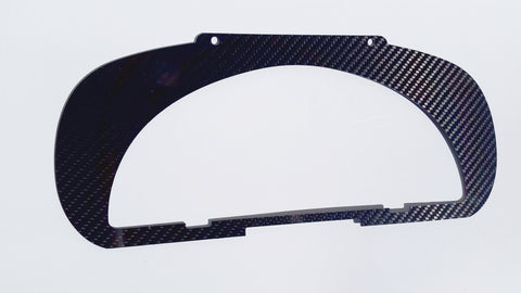 Carbon Fiber Bezel for S2000 AP1 AP2 Cluster Honda EG EK EF and Acura DC