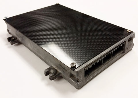 CARBON FIBER ECU LID COVER CIVIC FOR HONDA INTEGRA ACURA EG EK DC2 OBD-1