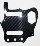 **100% CARBON FIBER** Jaguar PICKGUARD for Fender American Vintage USA