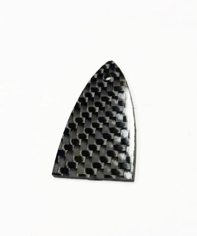REAL CARBON FIBER Truss Rod Cover for ESP/LTD Guitars
