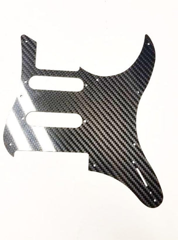 CARBON FIBER Guitar Pickguard For Yamaha Pacifica 112V Replacement Parts