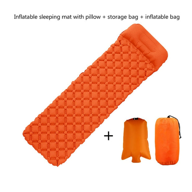 Self-Inflatable Camping Mattress Pro