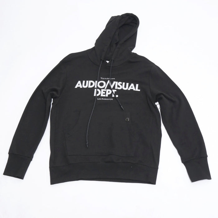 A/V Dept Hoodie-Youth Machine-CuratedLS