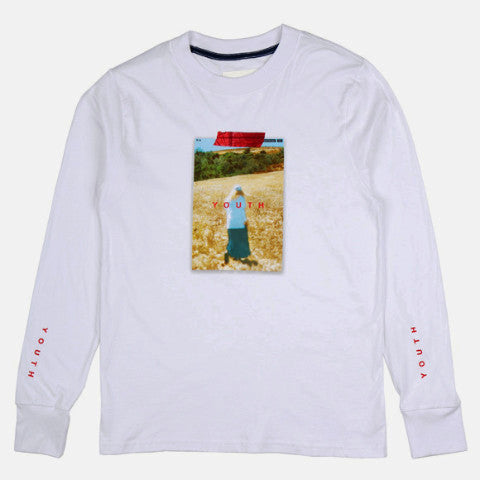 Distractions Longsleeve Tee-Youth Machine-CuratedLS