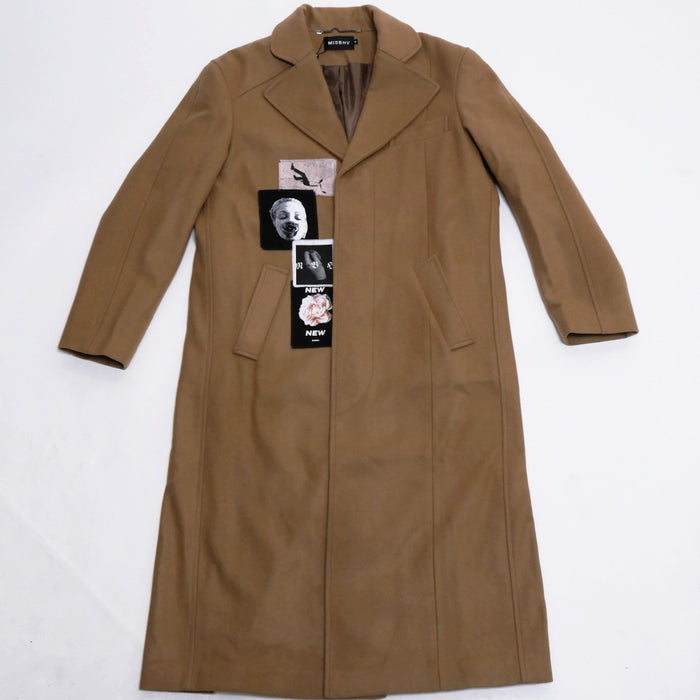 Drew Long Wool Coat-MISBHV-CuratedLS