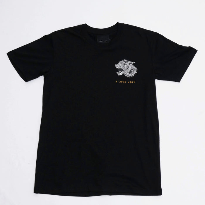 Jaguar Tee-I Love Ugly-CuratedLS