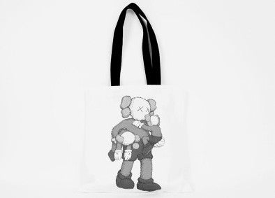 KAWS Tote Bag Clean Slate-KAWS-CuratedLS
