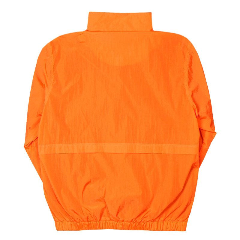M+RC NOIR HMU ORANGE MID ZIPPER REFLECTIVE LOGO TRACK JACKET-M+RC Noir-CuratedLS