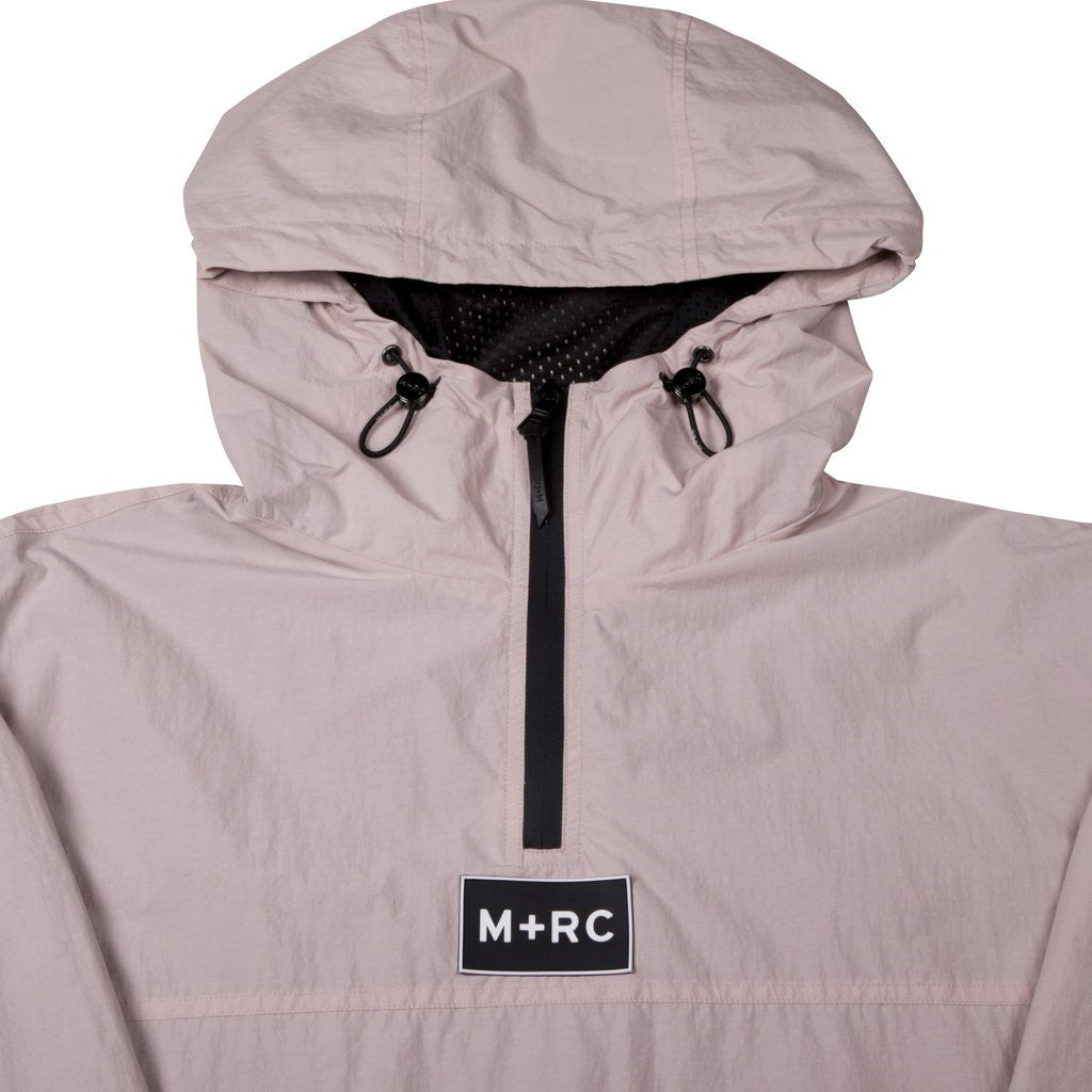 M+RC NOIR NEVER GONNA LOOSE PULL OVER JACKET-M+RC Noir-CuratedLS
