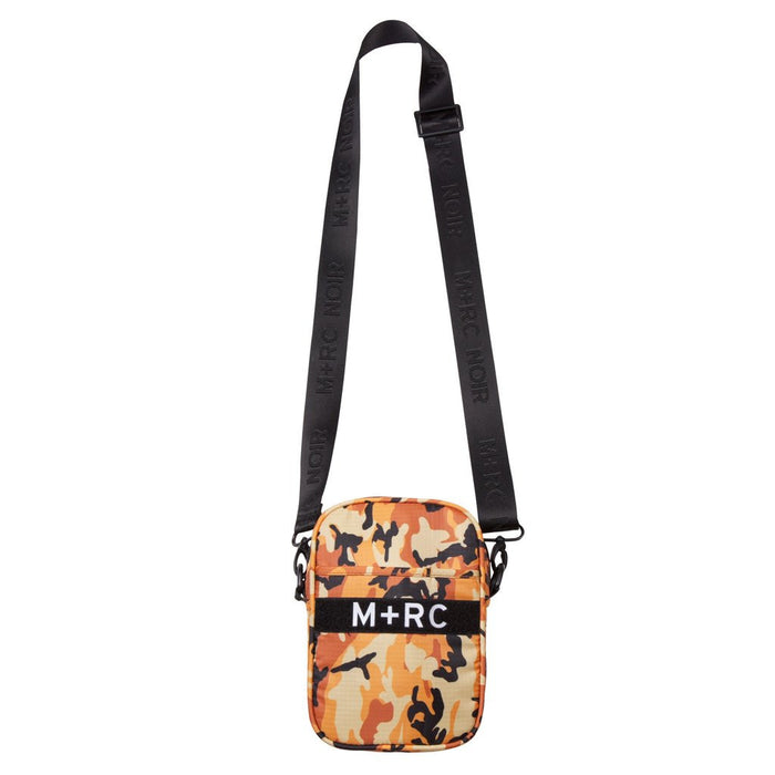 "M+RC NOIR ORANGE CAMO ""RR"" RIPSTOP NYLON-M+RC Noir-CuratedLS"