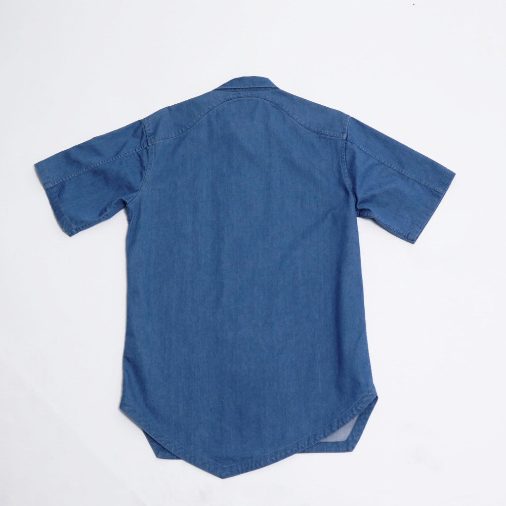 Place Shirt Indigo-Chapter-CuratedLS