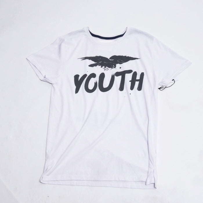 Rave Tee-Youth Machine-CuratedLS