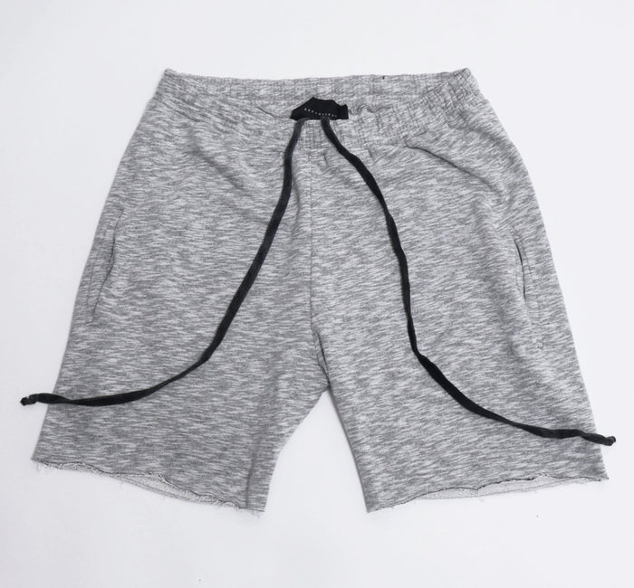 Raw Fleece Shorts-Askyurself-CuratedLS